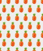 Pattern with pineapple. — Stock Photo