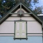 Queen Anne Architecture — Stock Photo #58383837