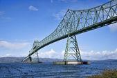 Astoria Megler Bridge, Oregon — Stock Photo
