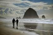 Cannon Beach, Oregon — Stock Photo