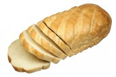 Bread long loaf — Stock Photo