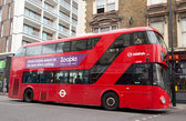 London bus — Stock Photo