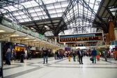 Bahnhof liverpool street. — Stockfoto