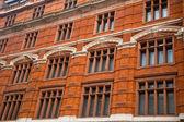 Victorian architecture. — Stock Photo