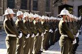 Royal marines — Stock Photo