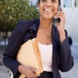 Business phone call — Stock Photo #57504391