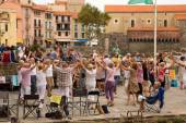 Collioure, France. — Stock Photo