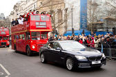 New years day parade 2015, london — Stock Photo