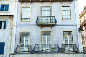 Portuguese house — Stock Photo