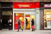 Vodafone — Fotografia Stock