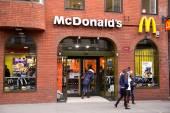 Mcdonalds — Stock Photo