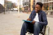 для инвалидов — Стоковое фото