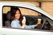Young driver — Stock Photo