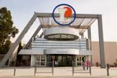 E.leclerc supermarket. France — Stock Photo