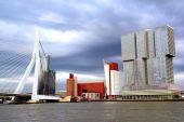 Rotterdam, the Netherlands — Stock Photo