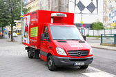 Mercedes-Benz Sprinter — Foto de Stock