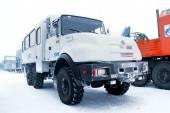 Ural 32551 — 图库照片