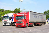 Trucks — Zdjęcie stockowe