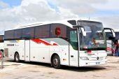 Mercedes-Benz O350-15RHD Tourismo — Stock Photo