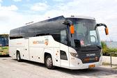 Scania Touring — Stock Photo