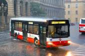Citybus karosa 12m — Foto Stock