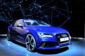 Audi RS7 — Stock Photo