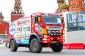 Silkway rally 2012 — Foto Stock