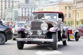 L.u.c chopard de fin de semana clásico rally 2013 — Foto de Stock