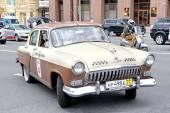 L.u.c. chopard classic víkend rallye 2013 — Stock fotografie