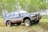 Toyota Land Cruiser — Stockfoto