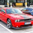 Постер, плакат: Dodge Challenger SRT