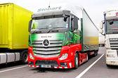 Mercedes-Benz Actros — Stock Photo