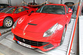 Ferrari berlinetta de f12 — Photo