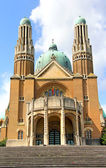 Basilica of the Sacred Heart in Brussels — Stock Photo