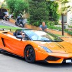 ������, ������: Lamborghini Gallardo Spyder