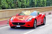 Ferrari California — Stock Photo