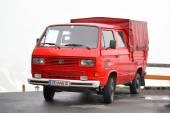 Volkswagen Transporter — Stock Photo