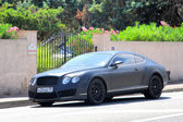 Bentley Continental GT — Stock Photo