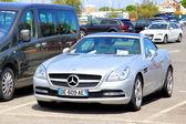 Mercedes-Benz R172 SLK-class — Stock Photo