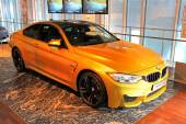 BMW F82 M4 — Stock Photo