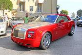 Rolls-Royce Phantom Drophead Coupe — Zdjęcie stockowe