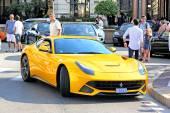 Ferrari f12 berlinetta — Zdjęcie stockowe