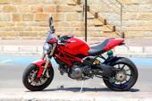 Ducati Monster — Stock Photo