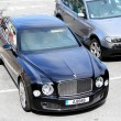 Постер, плакат: Bentley Mulsanne