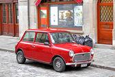 Austin Mini Cooper — Stock Photo