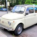 Fiat 500 — Stock Photo #62901807