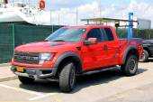 Ford F150 Raptor — Stock Photo