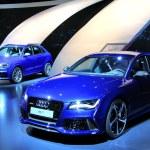 Постер, плакат: Audi RS7