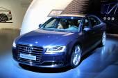 Audi A8 — Stock Photo