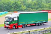 Mercedes-Benz Actros — Stock Photo